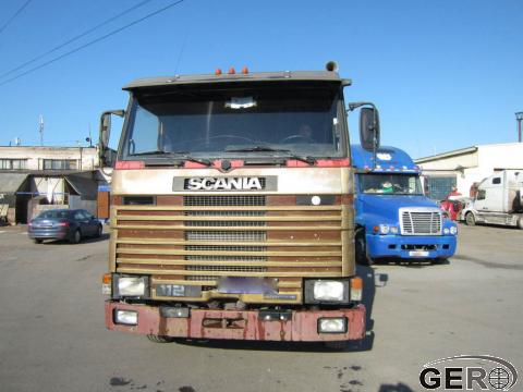 тягачи и грузовики-SCANIA-112