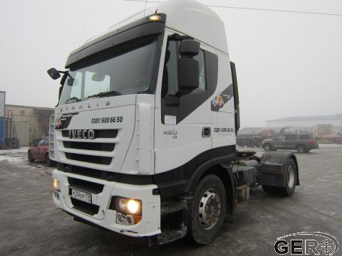 тягачи и грузовики-IVECO-Stralis