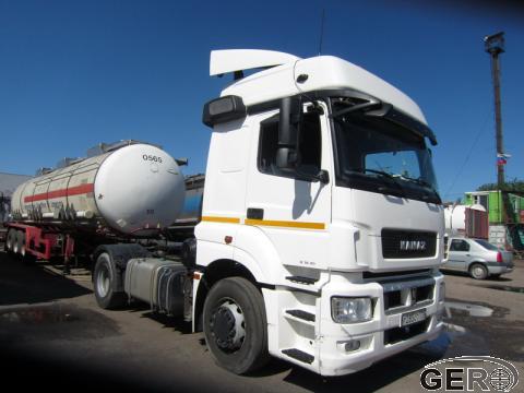 тягачи и грузовики-Камаз-